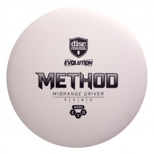 DiscMania Evolution Exo Hard Method
