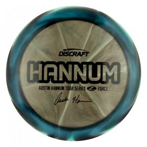 Discraft Swirly Z Force Austin Hannum Tour Series