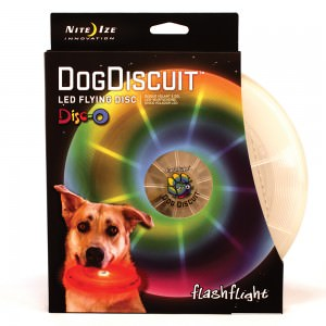 Nite Ize Flashflight Dog Discuit