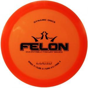 Dynamic Discs Lucid Felon