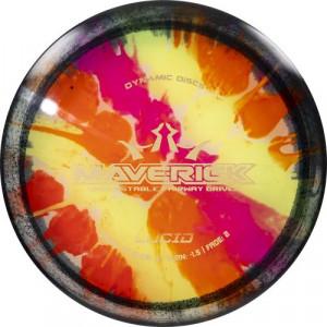 Dynamic Discs Lucid Maverick MyDye