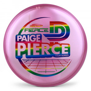 Discraft Metallic Z Paige Pierce Fierce 2021 Tour Series