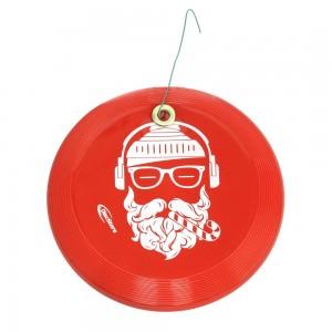 Holiday Mini Disc Ornaments