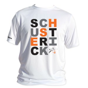 Will Schusterick Dry Fit Shirt
