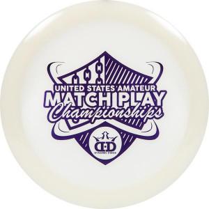 Dynamic Discs Hybrid Sergeant Match Play Championships Stamp