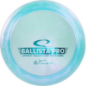 Latitude 64 Opto-X Glimmer Ballista Pro Albert Tamm 2021 Tour Series