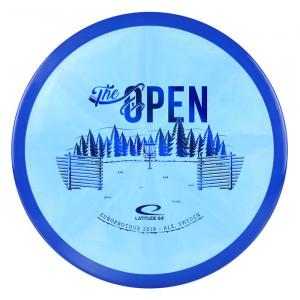 LATITUDE 64 GOLD BURST/OPTO-X FUJI The Open Fundraiser