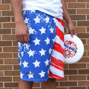 Full Sub USA VaporFlex Shorts