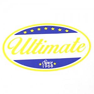 Ultimate Since 1968 Sticker