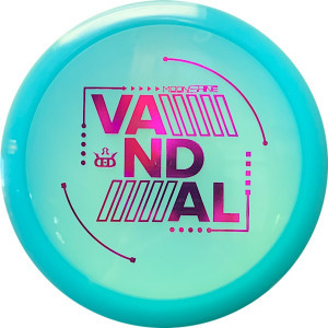 DYNAMIC DISCS Color Glow MOONSHINE VANDAL