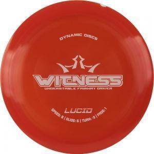 Dynamic Discs Lucid Witness