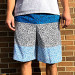 Full Sub 90s VaporFlex Pocketed Shorts