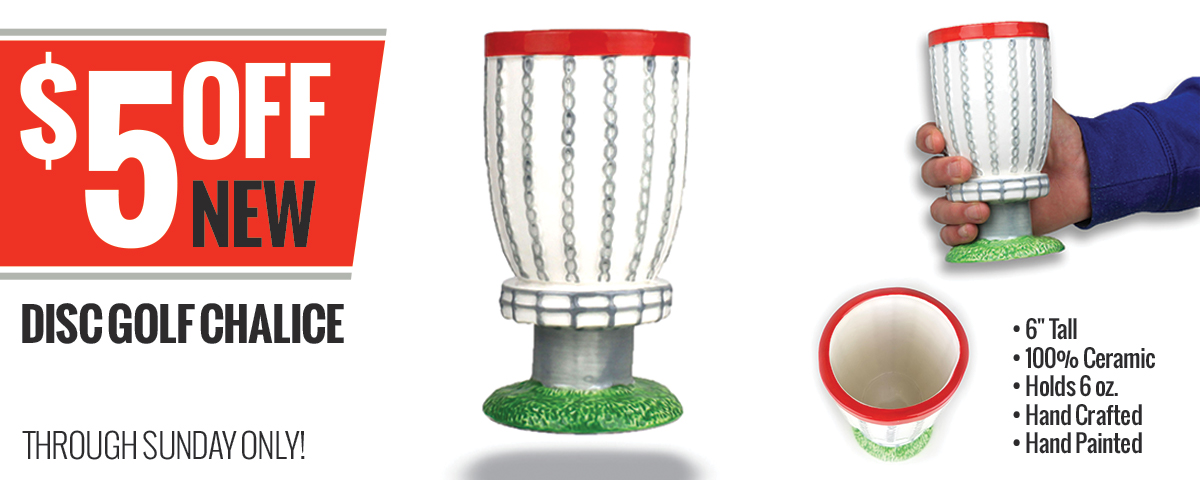 Disc Golf Mug Sale
