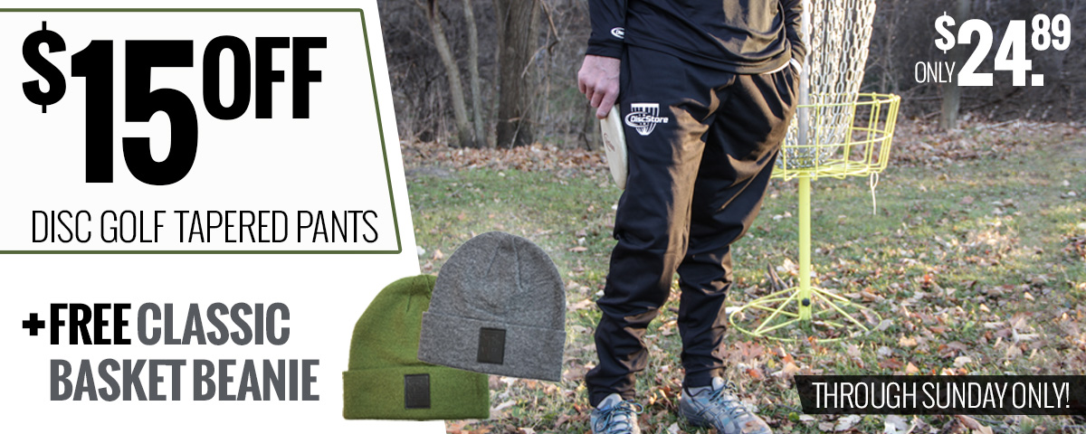 Disc Golf Pants Sale