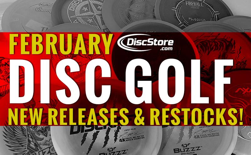 February New Releases & Restocks