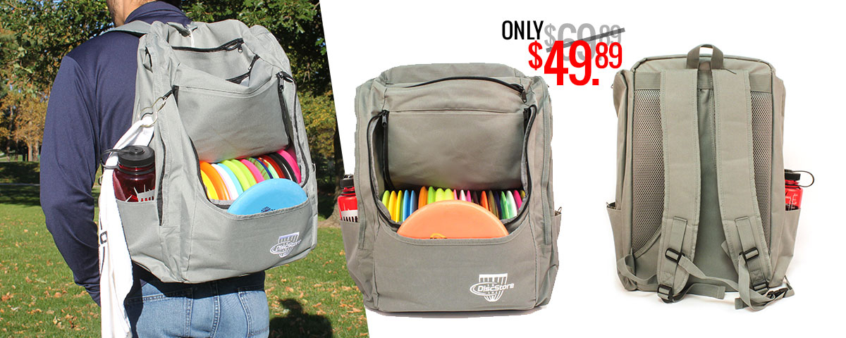 Disc Golf Performance Bag Sale