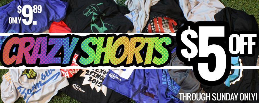 Crazy Short Sale