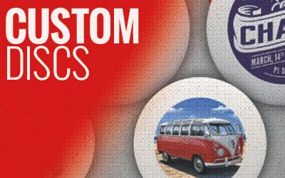 Custom Discs