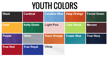 Youth Colors