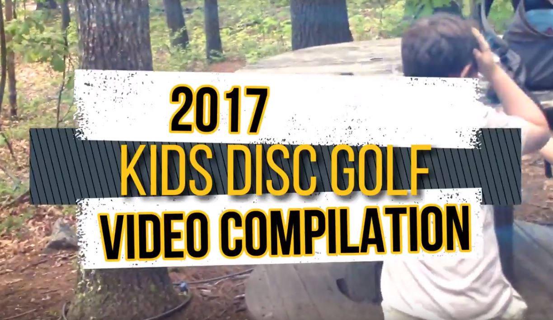 Kids Disc Golf Compilation