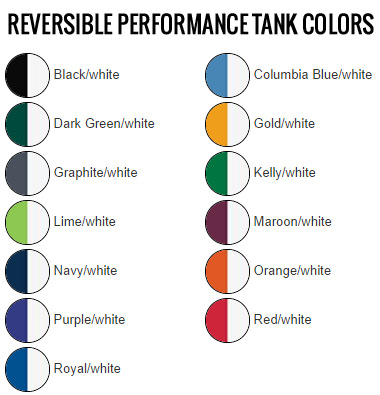 Reversible Colors