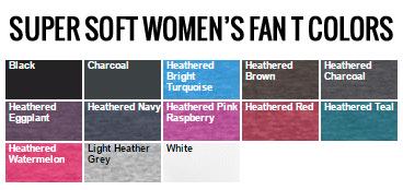 Women's Colors